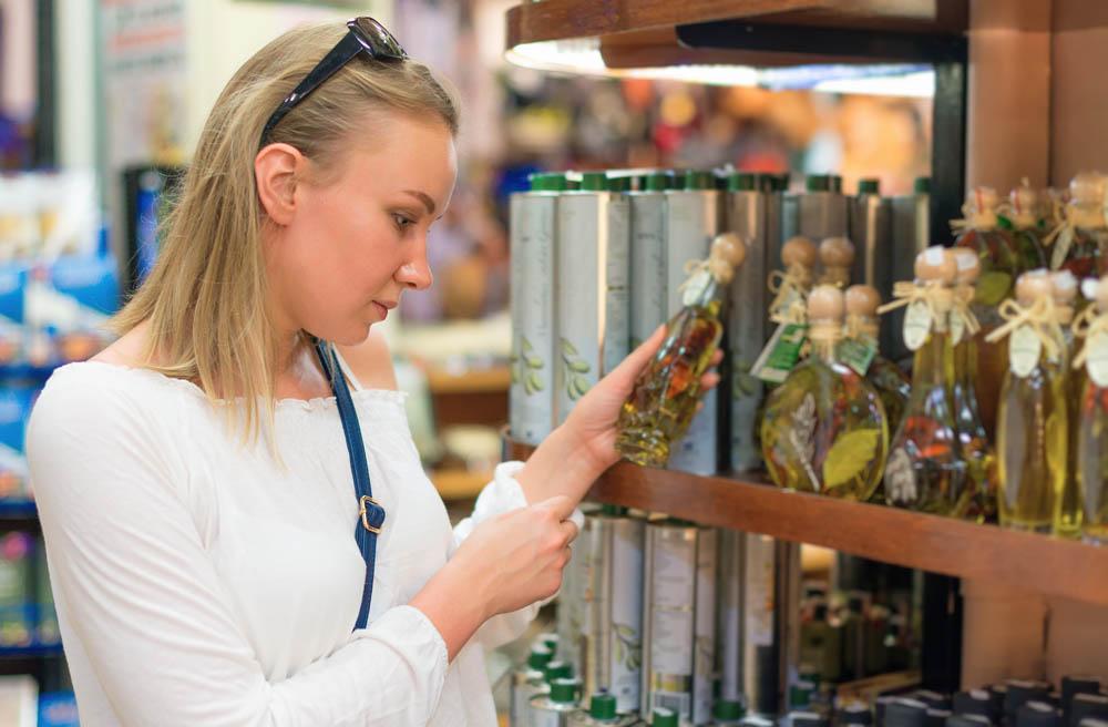 Regalar aceite de oliva como regalo de empresa