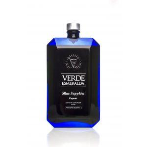 verde esmeralda blue sapphire aceite de oliva