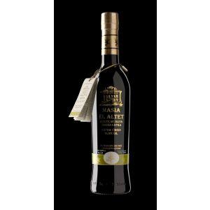 Masía el Altet High Quality. Aceite de oliva coupage, Caja de 6 botellas de 500 ml