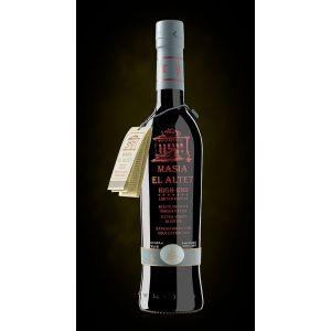 Masía el Altet High End. Aceite de oliva picual, Caja de 6 botellas de 500 ml
