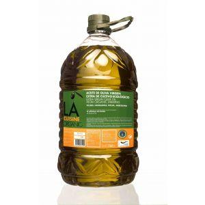 La Organic cousine pet 5L aceite de oliva