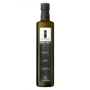 La Boella. Aceite de oliva koroneiki, Caja de 6 botellas de 500 ml