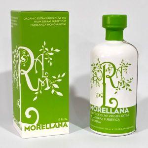 Morellana hojiblanca aceite de oliva