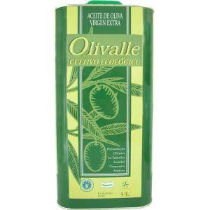 Olivalle, ökologisch. Picual-Olivenö