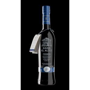 Masía el Altet Premium. Aceite de oliva coupage, Caja de 6 botellas de 500 ml
