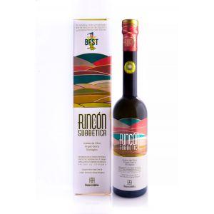 Rincón de la Subbética, ecológico. Aceite de oliva hojiblanca, 500 ml