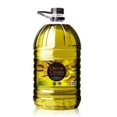 Oro de Cánava. Aceite de oliva picual, garrafa 5 L