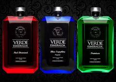 trio super premium de verde esmeralda aceite de oliva